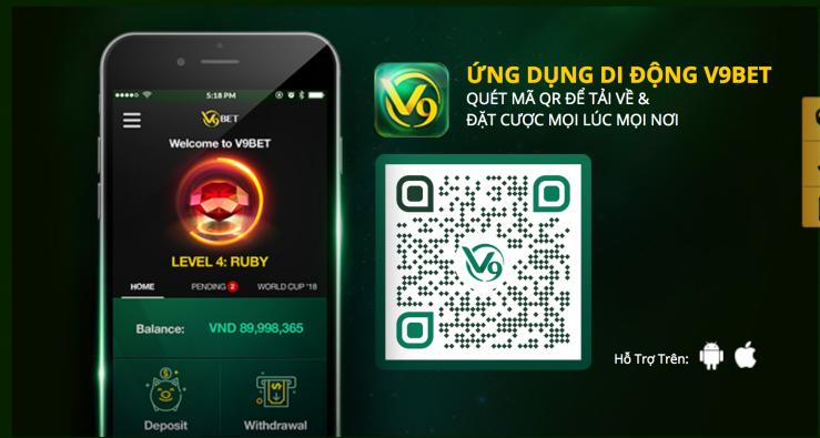 v9bet mobile